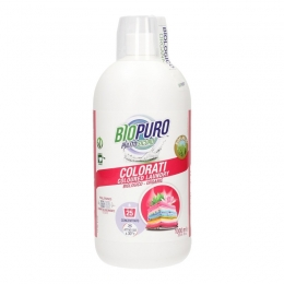 Detergent ecologic rufe colorate